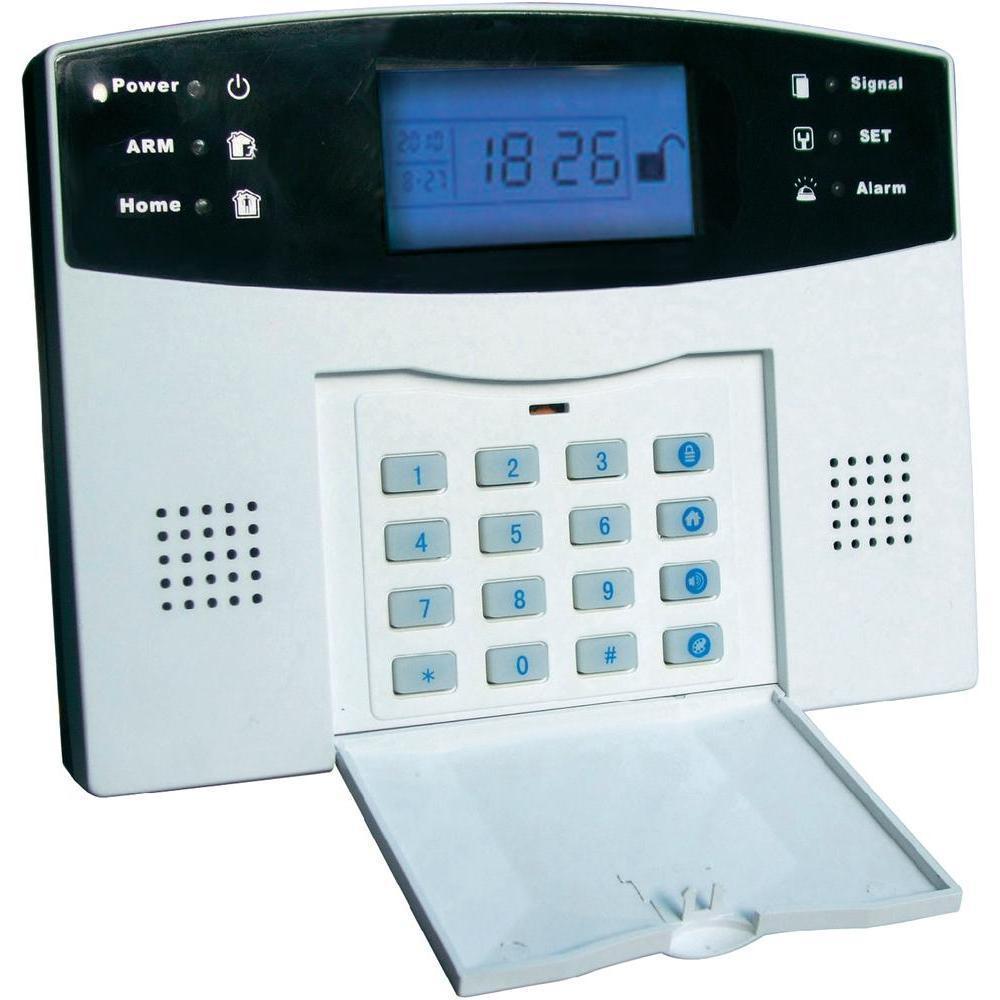Système d'alarme sans fil 99 zones Evolu7 GSM