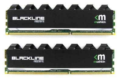 Barrette mémoire DDR3 Mushkin Blackline 16 Go - 2400MHz - CL11 (grooves-inc.fr)