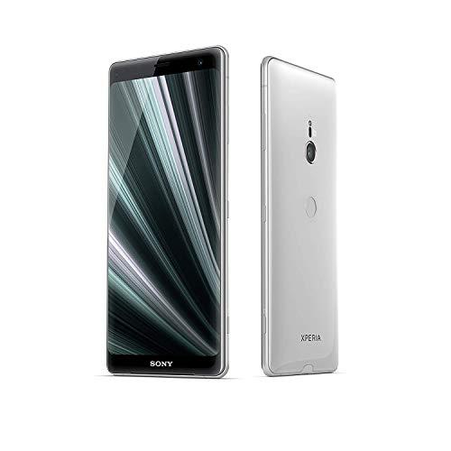 """Smartphone 6"""" Sony Xperia XZ3 Gris - 64 Go + Carte mémoire 64 Go offerte (Via ODR 100€)"""