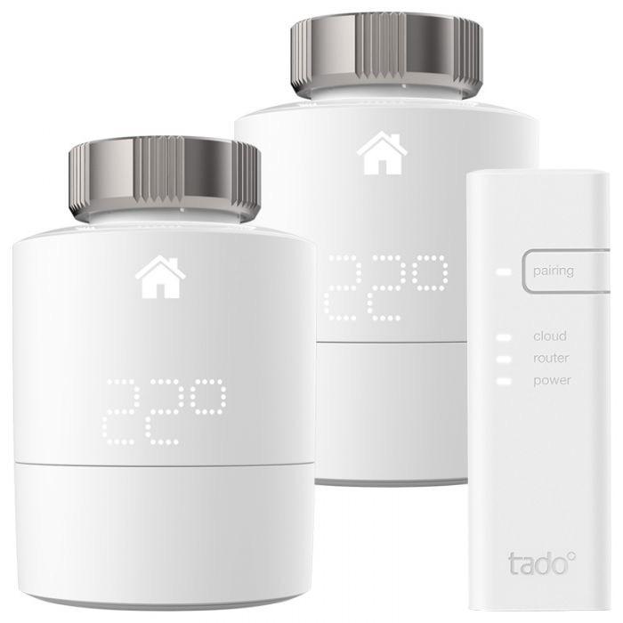 Kit de Démarrage V3 TADO - Tête Thermostatique Intelligente connectée