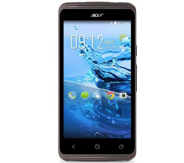 """Smartphone 4.5"""" Acer Liquid Z410 - Noir - 4G Dual Sim (via ODR de 30€)"""