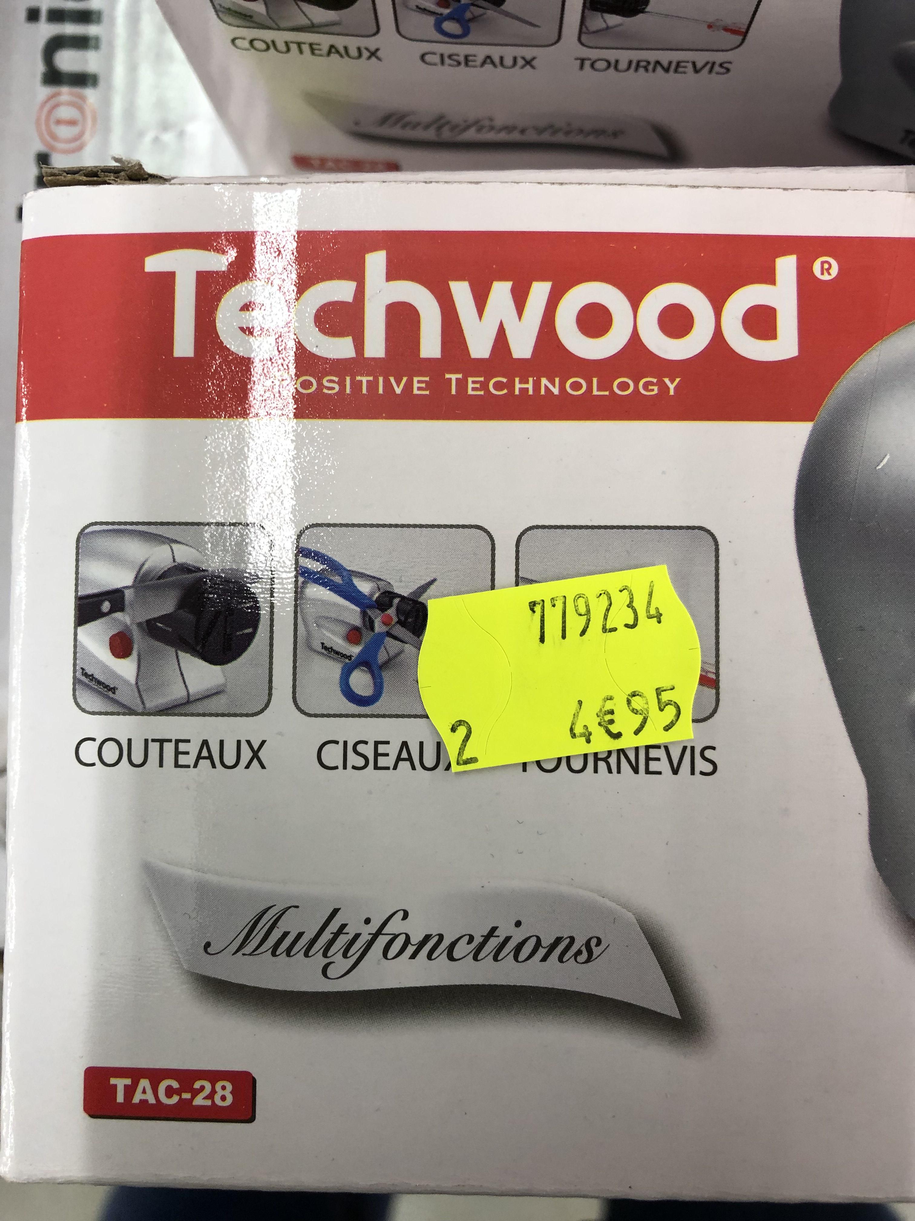 Sélection de produits en promotion - Ex: Aiguiseur multifonctions Techwood TAC-28 - Aucamville (31)