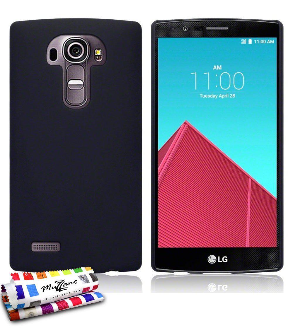 Coque Muzzano ultra slim différents coloris pour smartphone LG G4