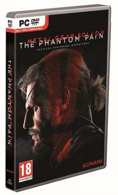 Metal Gear Solid 5 : The Phantom Pain D1 sur PC