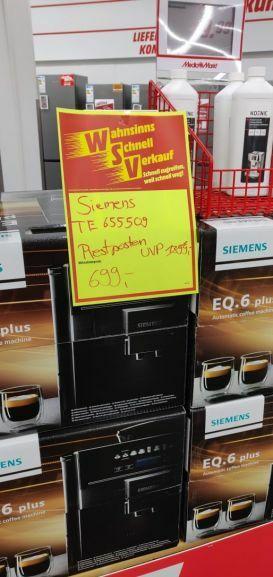 Machine à café automatique Siemens EQ6 plus S500 - Baden Baden (Frontalier Allemagne)
