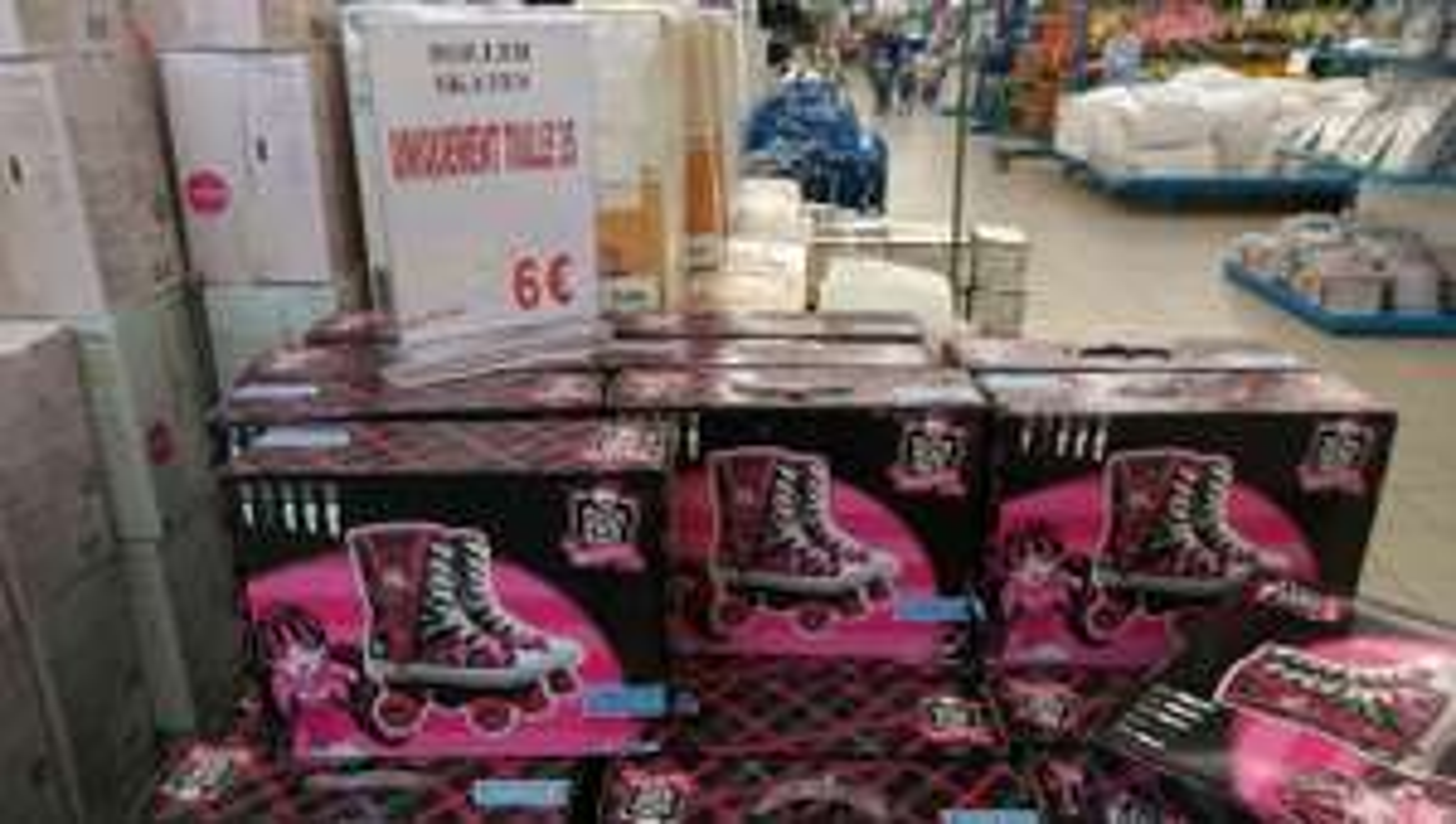 Roller skate Monster High (Taille 35)