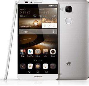 "Smartphone 6"" Huawei Mate 7 Silver 16Go"