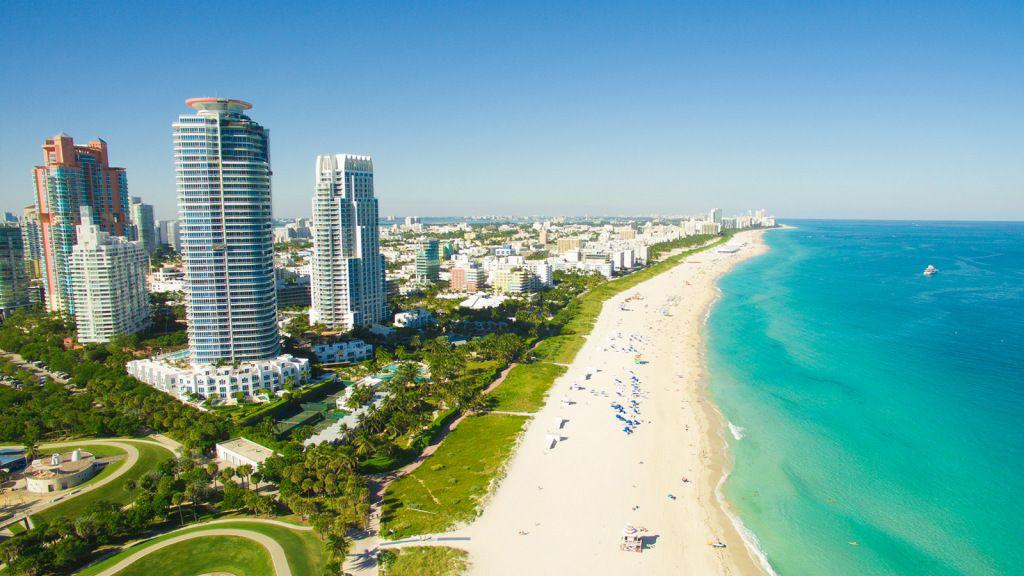 Sélections de vols en promotion - Ex : Vols directs Paris (CDG) <> Miami avec American Airlines du 21/03 au 31/03