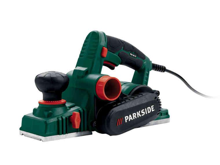 Rabot électrique Parkside