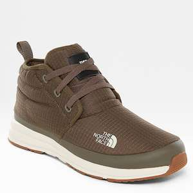e82c9925bcc Chaussures Homme The North Face Chukka Cadman NSE - Noir ou Vert Kaki