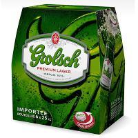 2 packs de bière Grolsch 6x25cl (via BDR)