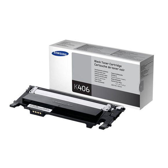 Toner noir Samsung CLT-K406S (1500 pages)