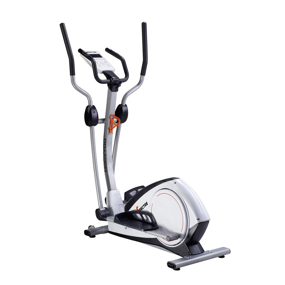 Vélo elliptique Moovyoo Spectre - Blanc
