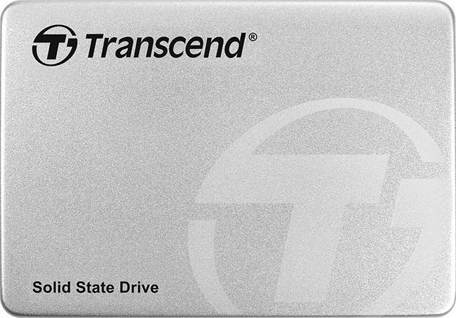SSD interne 2,5'' Transcend Sata III SSD370S  - 256 Go - MLC + adaptateur 3,5''
