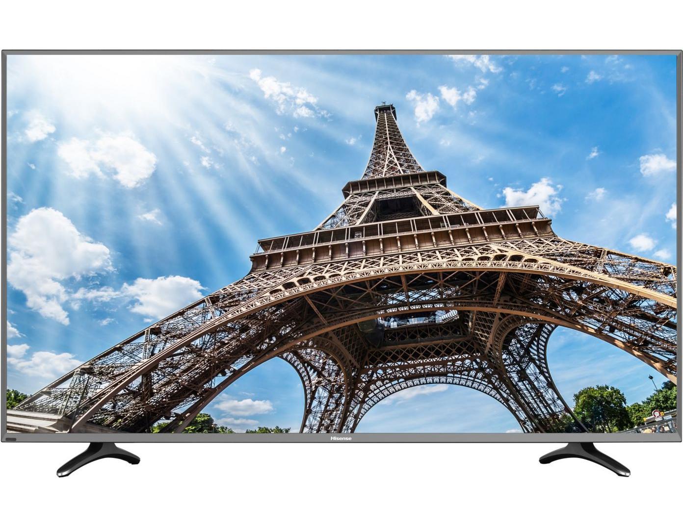"""TV 40"""" Hisense LTDN40K321 - 4K - 800Hz - SMR -  Smart TV"""