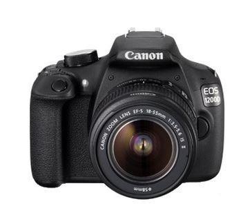 Réflex Canon EOS 1200D Kit 18-55 mm DC III  en magasin