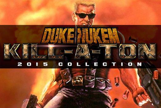 Jeu PC (dématérialisé) Duke Nukem Kill-A-Ton Collection
