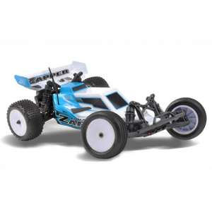 Voiture buggy RC Pirate Zapper Brushless 2WD - 1/10 (miniplanes.fr)