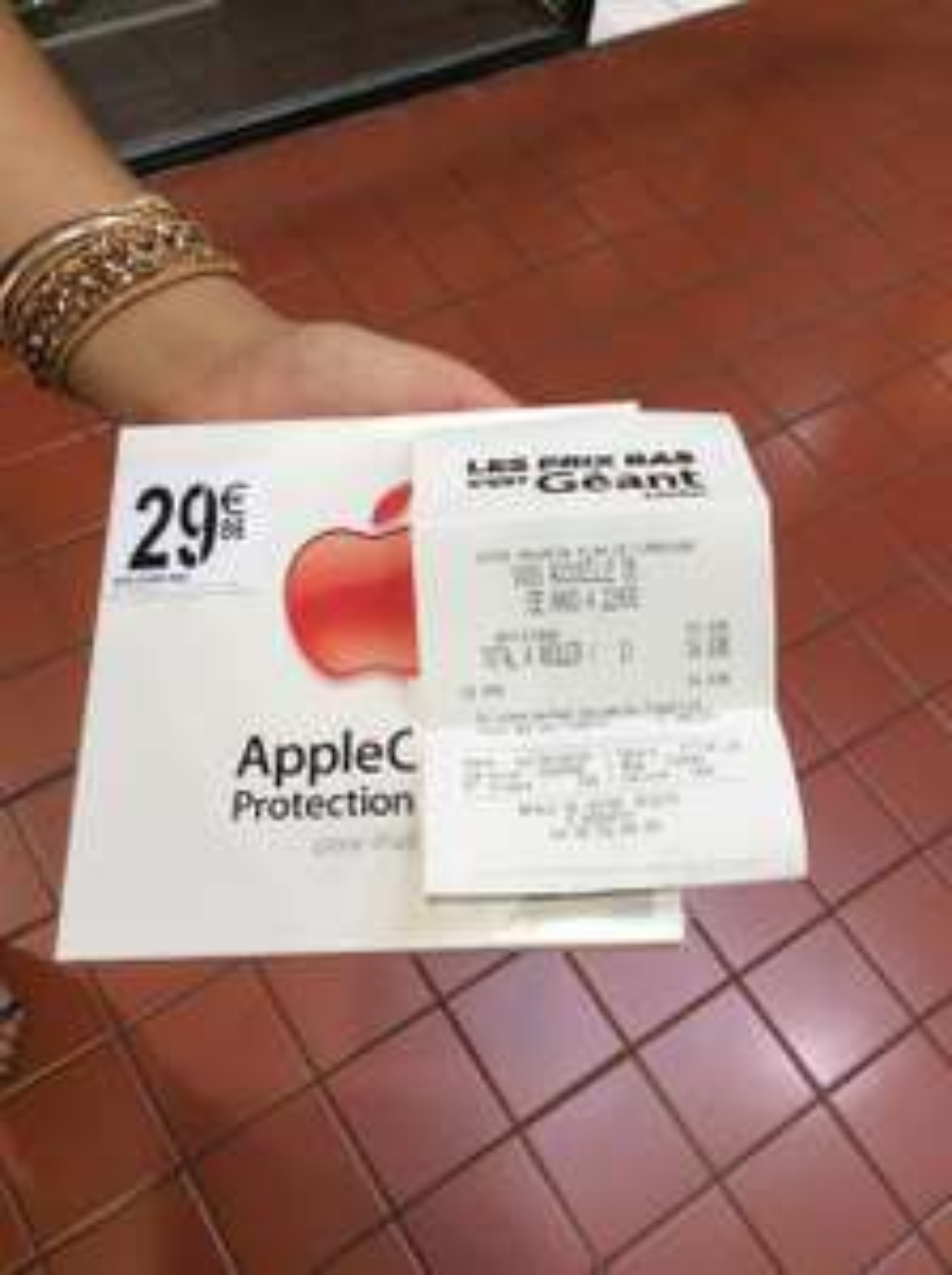 Apple Care pour iPad