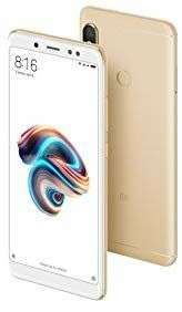 "Smartphone 5.99"" Xiaomi Redmi Note 5 - 64 Go ROM (vendeur tiers)"