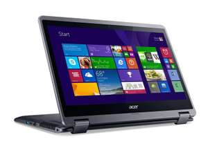 "PC Portable 2-en-1 14"" Acer Aspire R3-471T-55MP - Intel Core i5 - 4 Go de RAM - 1 To"