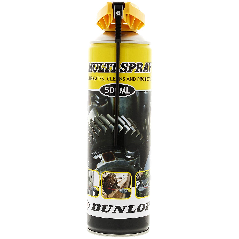 Lubrifiant multispray Dunlop - 500 ml