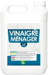 Vinaigre Ménager 14° (5 L)