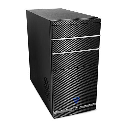 Ordinateur de bureau Medion Akoya P62006 - Intel Core i7-8700, RAM de 8Go, HDD de 1To + SSD de 128Go