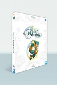 Sélection d'articles Ankama en promo - Ex : Saison 1 de Wakfu en DVD