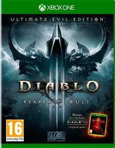 Diablo III Reaper of Souls: Ultimate Evil Edition sur Xbox One