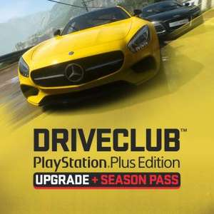 [Membres PS+] Jeu complet Drive Club + Season Pass