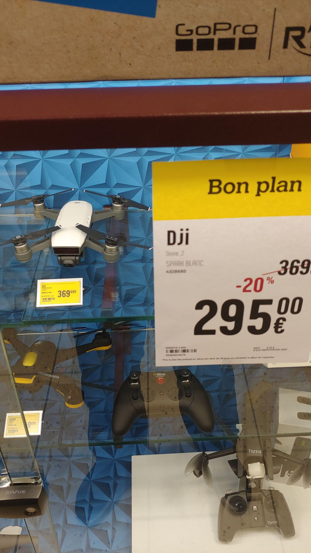 Drone quadricoptère DJI Spark - Augny (57)