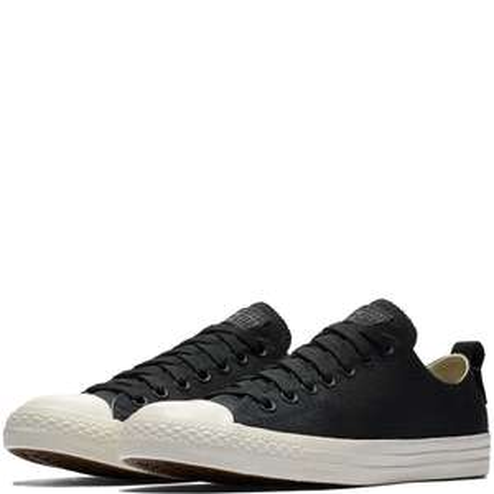 d7b9e62c255 Baskets Converse Chuck Taylor All Star Cordura Low Top - Noir