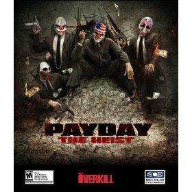 Payday The Heist (Pack 4 clés Steam)