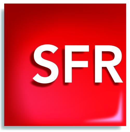 Abonnement mensuel à la box internet ADSL de SFR (sans l'option TV) (12 mois d'engagement)