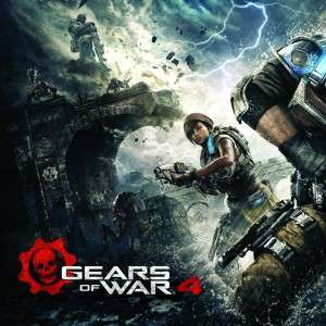 [Gold] Gears of War 4 Jouable Gratuitement sur Xbox One & PC Windows 10 (Dématérialisé - Xbox Play Anywhere)