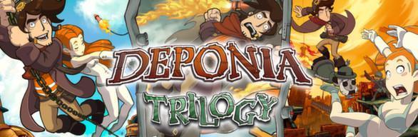 Trilogie Deponia sur PC (Steam)