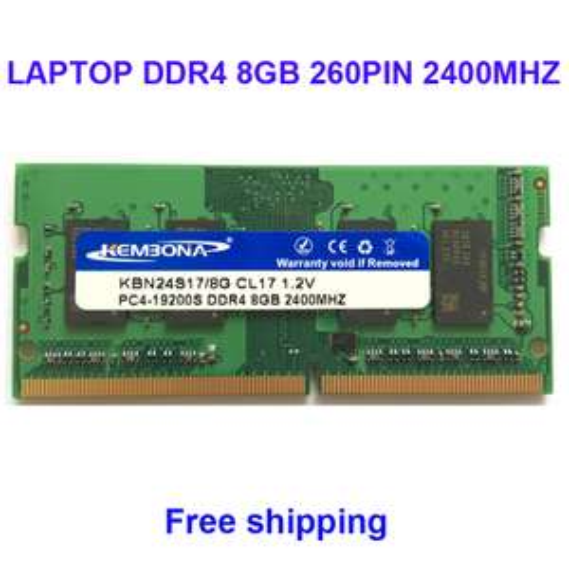 Barette de RAM Kembona DDR4 - 8Go, 2400 MHz