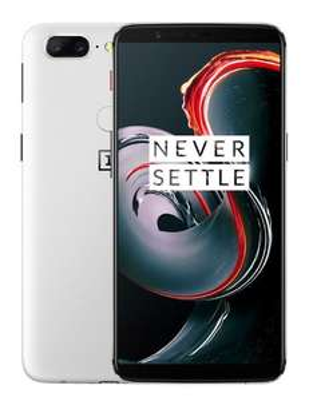 "Smartphone 6.01"" OnePlus 5T - RAM 8 Go, ROM 128 Go, Double SIM (+ 23,87€ en SuperPoints via l'application)"