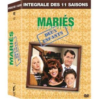 Coffret DVD Mariés, deux enfants - Intégrale de la Série