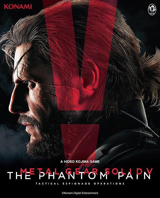Jeu Metal Gear Solid V The Phantom Pain D1 sur PC