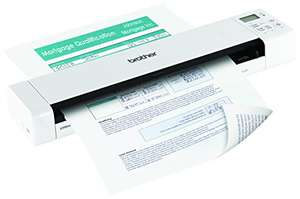 Scanner portable Brother DS-920DW (Wi-Fi, recto-verso)
