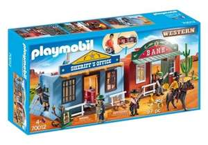 Coffret de Far-West transportable - Playmobil Western - 70012