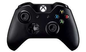 Manette sans fil Microsoft Xbox One + Câble PC