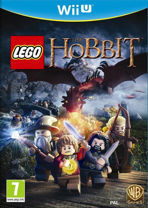 Lego The Hobbit sur Wii U