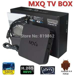 TV Box Vensmile MXQ Amlogic S805 - Quad-Core Cortex-A5 , 1 Go, 8 Go, Android 4.4.2