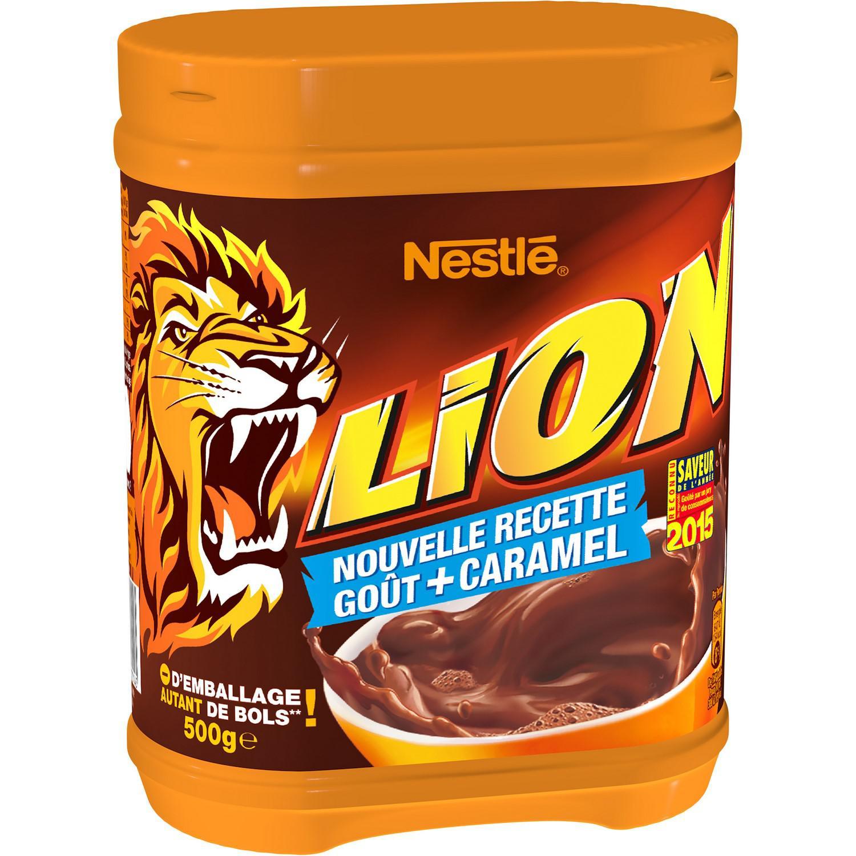 Poudre cacaotée Lion 500g (Shopmium + réduction immédiate)