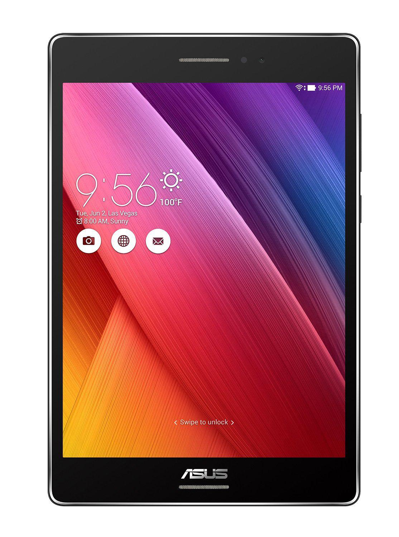 """Tablette tactile 8"""" Asus Zenpad Z580CA-1A043A - Noir (Intel Moorefield, 4 Go RAM,  e.MMC 64 Go, Lollipop 5.0)"""