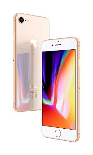 "Smartphone 4.7"" Apple iPhone 8 (HD+, A11, 2 Go de RAM, 64 Go) - Or (Gold) - Neuf - Expédié et vendu par Amazon"