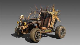 DLC Mad Max : ThirstCutter gratuit sur PS4 et Xbox One